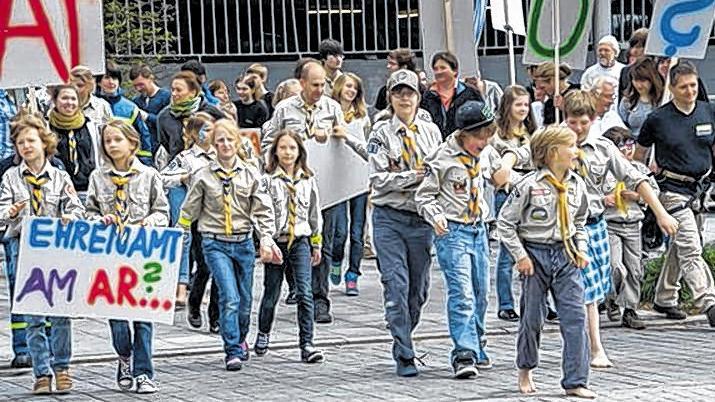 Read more about the article Jugendtag 2012 am Schillerplatz